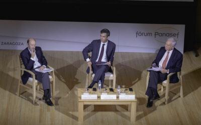 Mesa redonda con Alfredo Pérez Rubalcaba y José Manuel García Margallo