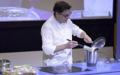 Masterclass de cocina de Oriol Balaguer