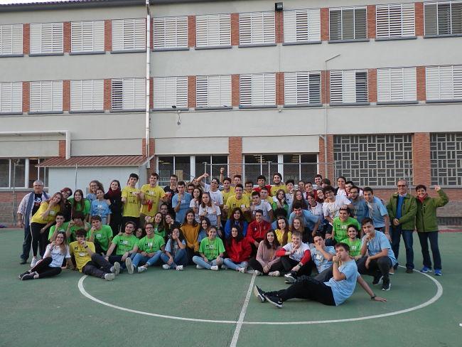 Jornada Federación Maín, J.J.C.C. Salesianos de Aragón