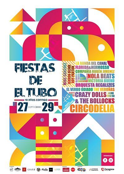 Presentación de las fiestas del Tubo 2019