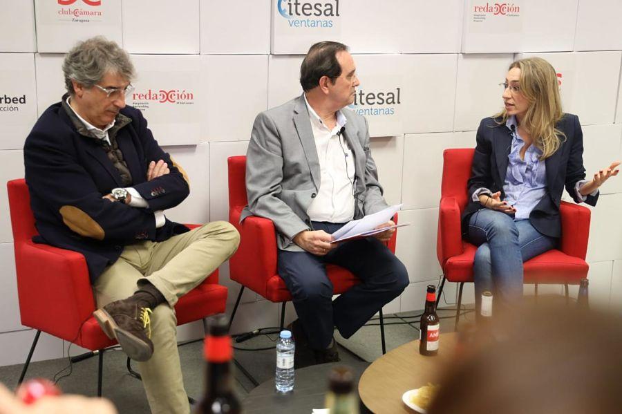 "Charla en Club Cámara ""claves para organizar con éxito eventos de empresa"""